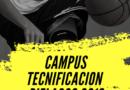 V Campus de Tecnificacion Piélagos