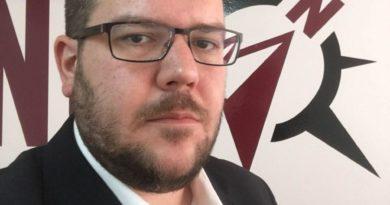 Borja Barrete, nuevo director de Comunicación de CD Estela