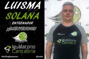 Luisma Solana dirigirá al nuevo proyecto Basketball Hopes