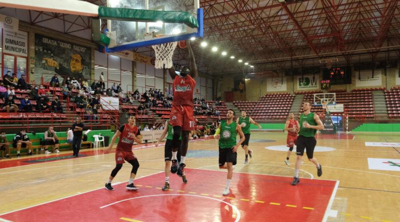 Grupo Alega Cantabria continúa sumando en la pretemporada (86-73)