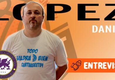 Entrevista con Daniel López, presidente de Cantbasket 04