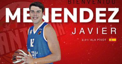 Javi Menéndez se incorpora a Grupo Alega Cantabria
