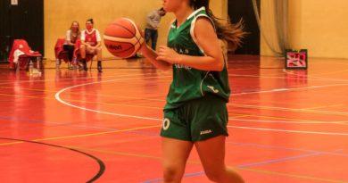 María Peláez: Mi mente está en la recuperación, trabajar para volver a jugar