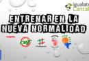 «Entrenar en la nueva normalidad» de la Escuela Cántabra de Entrenadores